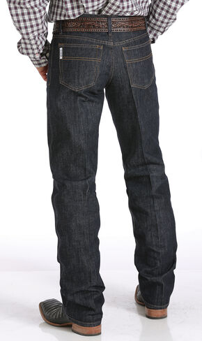 Cinch Men's White Label Relaxed Fit Jeans - Straight Leg , Denim, hi-res
