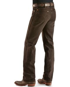 Wrangler Jeans - 936 Slim Fit Prewashed Colors, Chocolate, hi-res