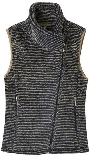 Mountain Khakis Women's Wanderlust Fleece Vest, Navy, hi-res