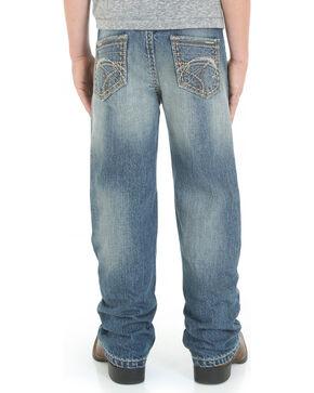 Wrangler Rock 47 Slim Fit Techno Denim Jeans- 4-7, Denim, hi-res