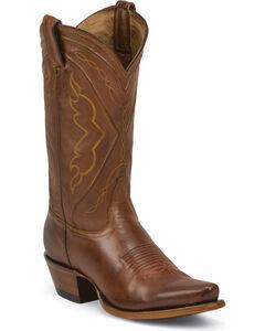 Tony Lama Women's El Paso Cowgirl Boots - Snip Toe, , hi-res