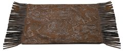 Tooled Faux Leather Placemats, , hi-res