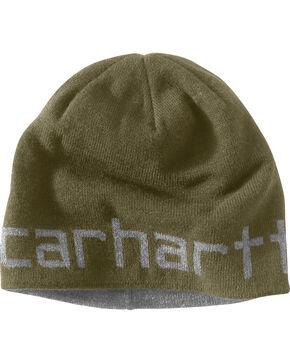 Carhartt Men's Greenfield Reversible Hat, Green, hi-res