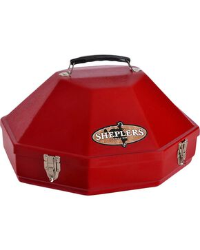 Single Hardshell Hat Carrying Case, Red, hi-res