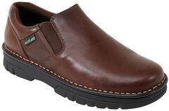 Eastland Women's Brown Newport Slip-On Shoes , , hi-res