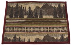 HiEnd Accents Briarcliff Placemats, , hi-res