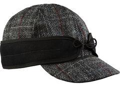 Stormy Kromer Men's Harris Tweed Original Cap, , hi-res