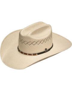 Ariat Ivory 20X Shantung Hat , Ivory, hi-res