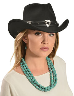 Julia Cowgirl Hat, , hi-res