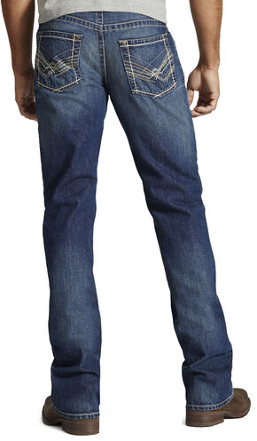 Ariat M6 Rockridge Slim Fit Jeans - Boot Cut, Denim, hi-res