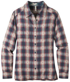 Mountain Khakis Women's Tavern Flannel Shirt, , hi-res
