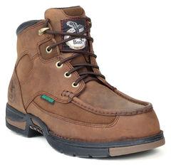 Georgia Athens Waterproof Work Boots - Steel Toe, , hi-res