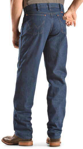 Wrangler Jeans - 31MWZ Relaxed Fit Prewashed Denim, Indigo, hi-res