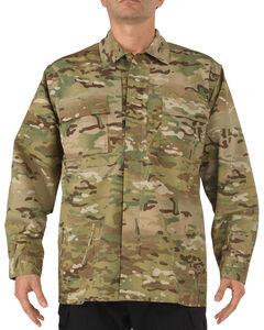 5.11 Tactical Multicam TDU Long Sleeve Shirt - 3XL and 4XL, , hi-res