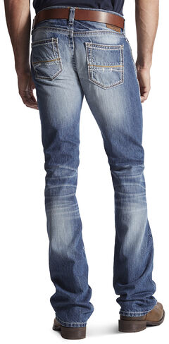 Ariat Men's M7 Coltrane Dakota Bootcut Jeans, , hi-res