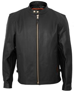 Interstate Leather Vented Touring Jacket - Big & Tall, , hi-res