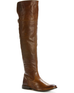 Frye Women's Shirley Over The Knee Riding Boots - Round Toe, , hi-res