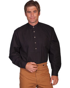 Wahmaker Old West by Scully Scallop Front Shirt, , hi-res