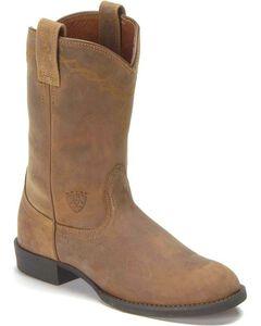 Women's Ariat Heritage Roper Boots, , hi-res