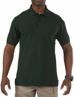 5.11 Tactical Utility Short Sleeve Polo Shirt - Tall Sizes (2XT - 5XT), , hi-res
