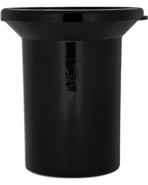 Mud Jug Classic Roadie Spittoon , Black, hi-res