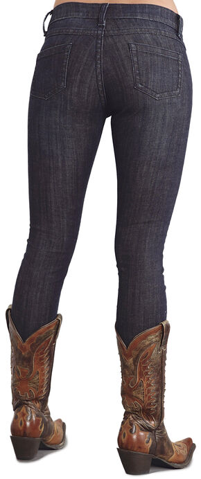 Stetson Women's Pixie Stix 503 Skinny Jeans, Denim, hi-res