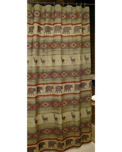 Carstens Heartland Shower Curtain, , hi-res