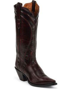 Nocona Acento Cowgirl Boots - Snip Toe, , hi-res