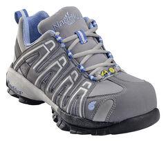 Nautilus Women's ESD Athletic Work Shoes - Composition Toe, , hi-res