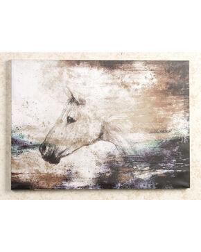 BB Ranch Sketch Horse Wall Decor, No Color, hi-res