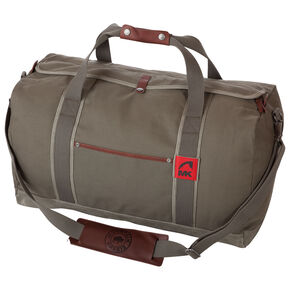 Mountain Khakis Medium Olive Canvas Duffel Bag , Olive, hi-res