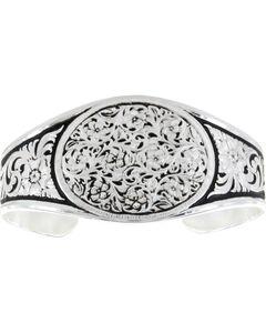 Montana Silversmiths Wild Bramble Cuff Bracelet, , hi-res