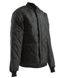 Berne Black Original All-Quilt Jacket, , hi-res