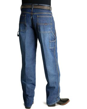 "Cinch ® Jeans - Blue Label Utility Fit - 38"" Tall Inseam, Vintage, hi-res"