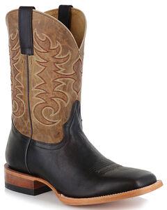 Cody James Men's Chocolate Xala Western Boots - Square Toe, , hi-res