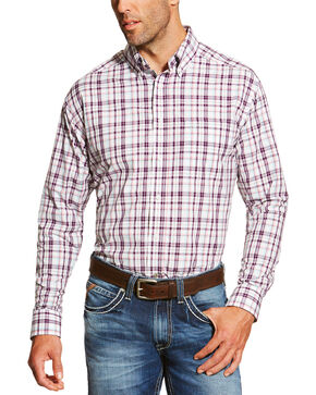 Ariat Men's Multi Long Sleeve Franco Shirt, Multi, hi-res