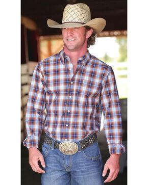 Cinch Men's Multi Modern Fit Long Sleeve Shirt, Multi, hi-res