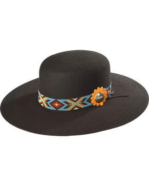 Charlie 1 Horse Women's Outlaw 5X Hat , Black, hi-res
