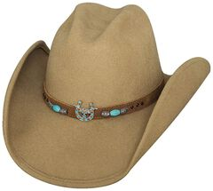Bullhide Winning It All Wool Cowgirl Hat, , hi-res