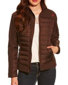 Ariat Women's Brown Blast Jacket, , hi-res