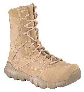 "Reebok Men's 8"" Dauntless Boots, Desert Khaki, hi-res"