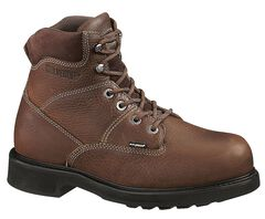 """Wolverine Tremor 6"""" Slip-Resistant Work Boots, , hi-res"""