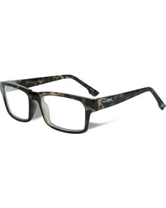 Wiley X Men's WX Profile Gloss Green Demi Glasses , , hi-res