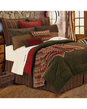 HiEnd Accents Wilderness Ridge Reversible 6-Piece Comforter Set - Super Queen, Multi, hi-res