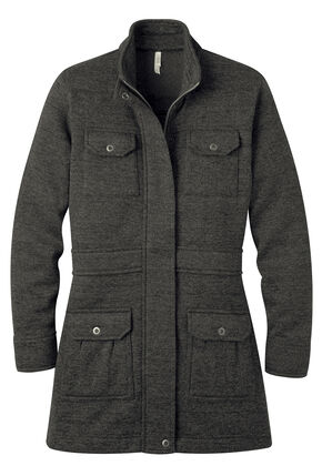 Mountain Khakis Women's Old Faithful Coat, Black, hi-res