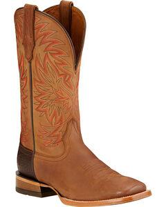 Ariat High Call Cowboy Boots - Square Toe , , hi-res