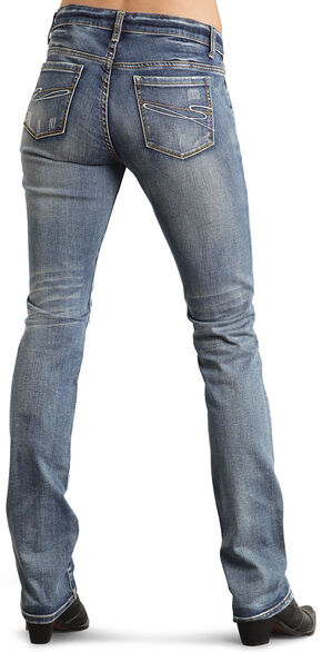 Stetson Women's Stovepipe 541 Fit Skinny Jeans, Denim, hi-res