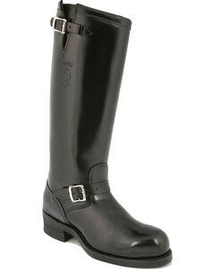 Chippewa Biker Boots - Steel Toe, , hi-res