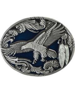 Flying Eagle Belt Buckle, , hi-res