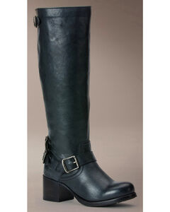 Frye Vera Back Zip Tall, , hi-res
